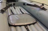 «Хатанга» комплектуются сидениями с упрощённой спинкой