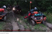 Stream в экспедиции на квадроциклах «Дорога Домой»