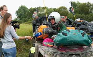 Вышел документальный фильм о квадроциклах в России